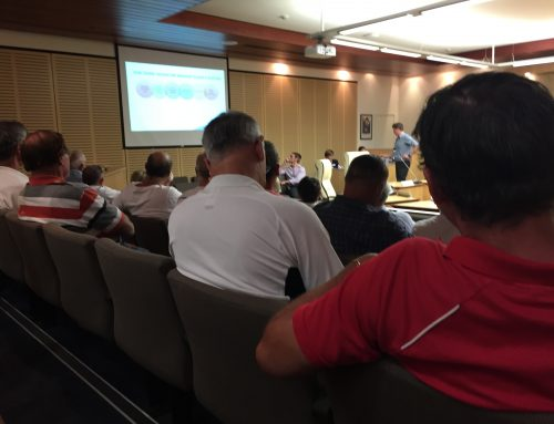 Tennis Australia Presentation for Gosford City Council