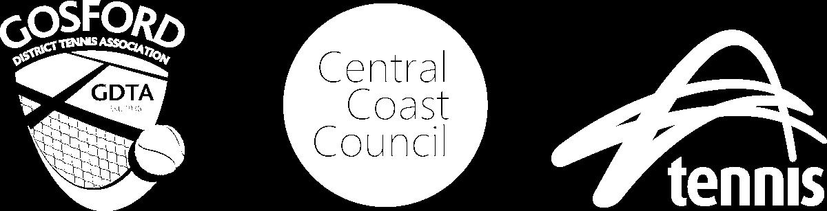 Gosford Tennis Logos