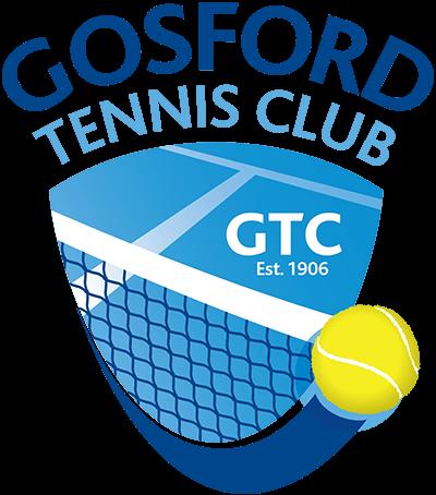 Gosford Tennis Logo